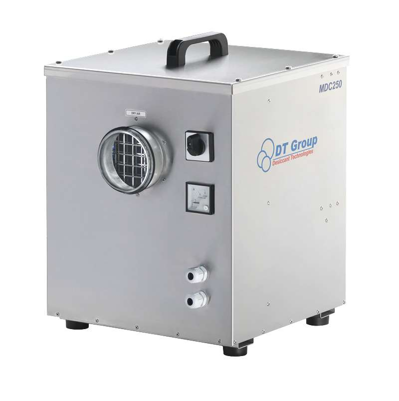 Industrial-desiccant-dehumidifiers-MDC250-Front