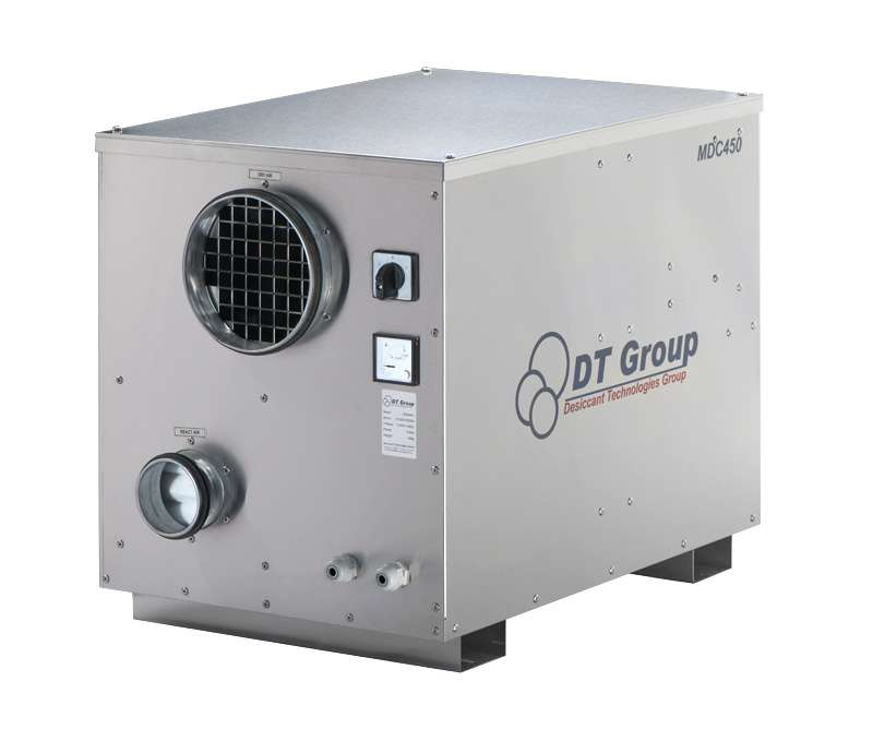 Industrial-desiccant-dehumidifiers-MDC450-Front